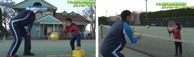 テニスジュニア選手育成プログラムDVD(倉林愛一郎)のレビュー